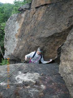えぼし岩リンガム2P(5.9)
