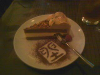 アヤちゃん&ケーキ