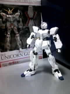 ROBOT魂 ユニコーンガンダム2タイプ