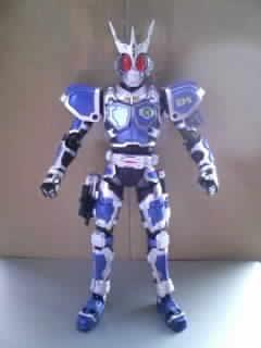 S・H・フィギュアーツ「仮面ライダーG3-X」