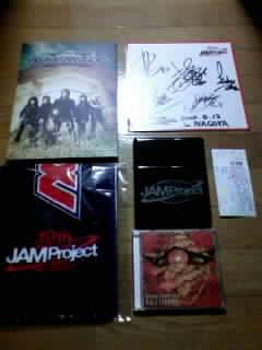 10年06月13日・JAMProject・名古屋ライブ