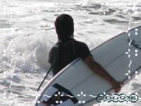 サーフィン片浜