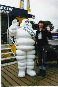 2000 Goodwood Hiroko  Micheline Man