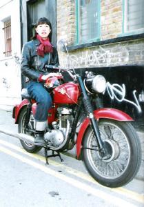 2001 Hiroko and C15 in Camden