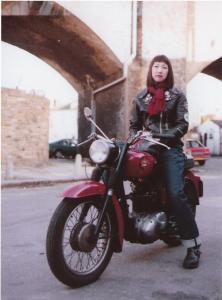 2003 Hiroko on C15 in Camden