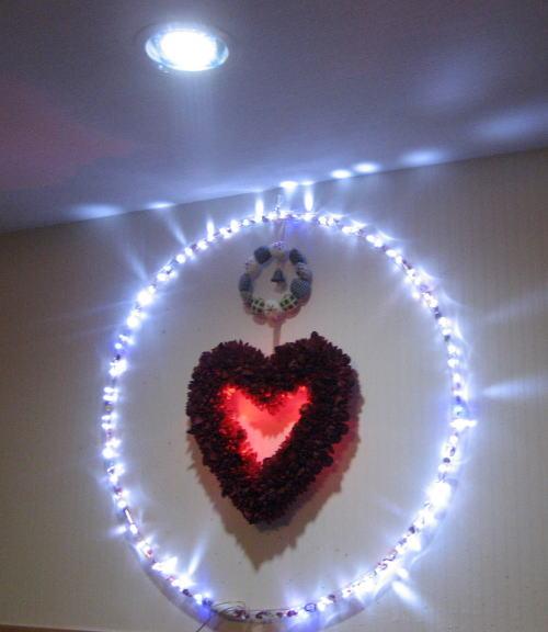 我家のLED照明
