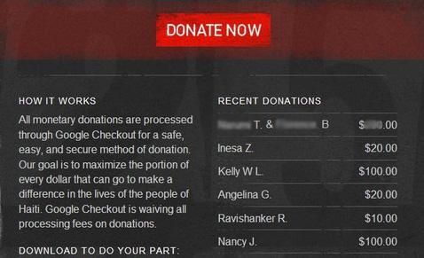Heiti donation