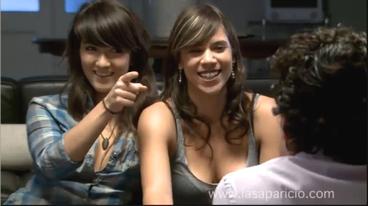 Las Aparicio-Mariana&Dani