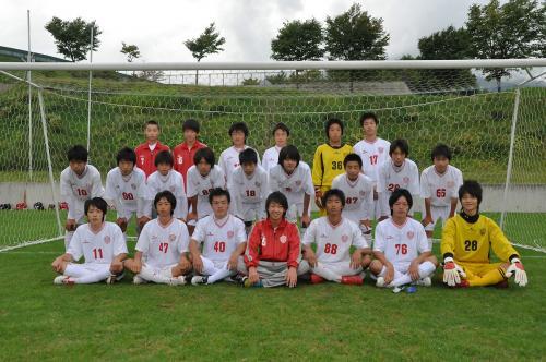 2010みちのくリーグvsオガサFC