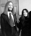仏教入門 ジョン・レノンとヨーコ