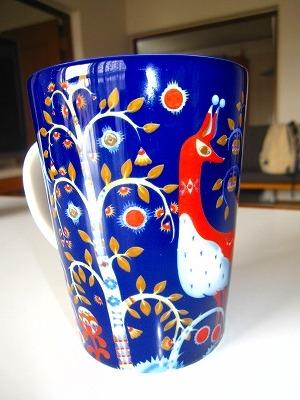 北欧のマグカップ。かなりツボ!