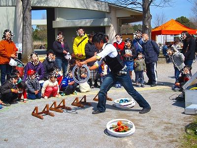 ジャグリングでチャンピョンになった小林智裕さん