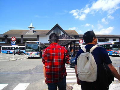 鎌倉駅の近くかなぁ~