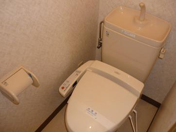 トイレ-ウォシュレット