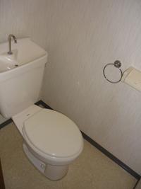 みどり荘-トイレ