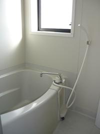 みどり荘-浴室
