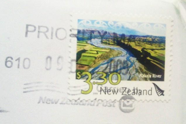 ニュージーランドから・・