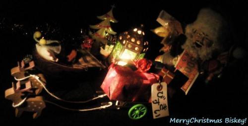 サンタさんとプレゼント#9829;