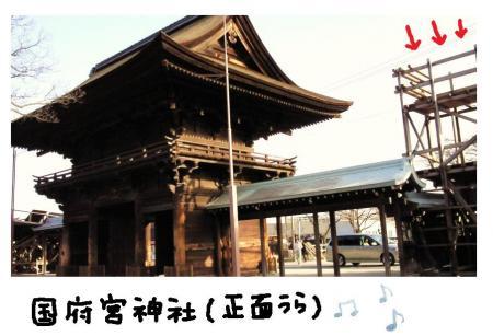 国府宮神社#9829;