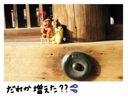 村の仲間と国府宮神社#9829;