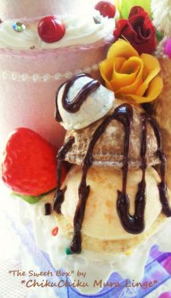 ケーキのアップ2#9829;