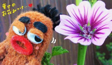 幸せのお花と一緒に2#9829;