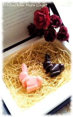 ワークショップのチョコレート2★
