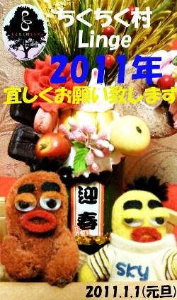 2011年おめでとう4☆