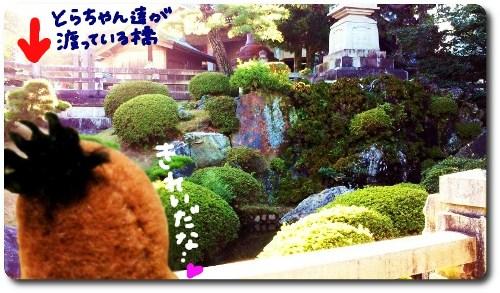 神社内9☆