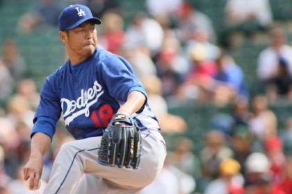 Dodgers Kuroki