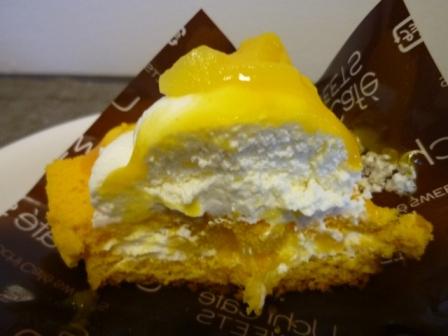 プラチナケーキ マンゴー