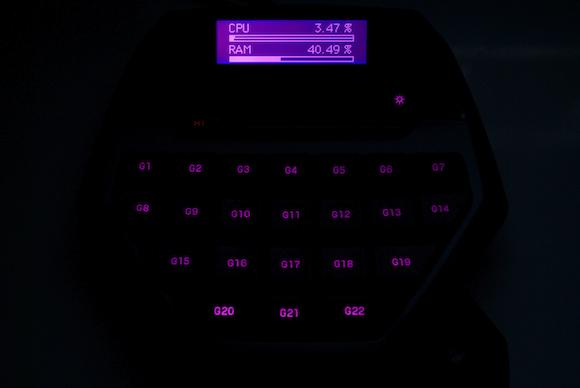 Logicool G13 バックライト_05