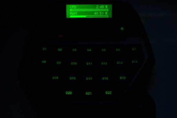 Logicool G13 バックライト_01