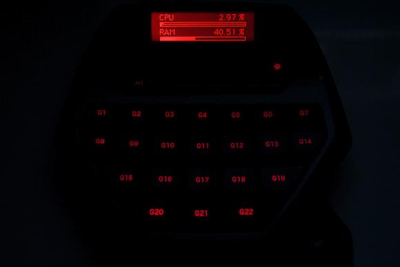 Logicool G13 バックライト_02