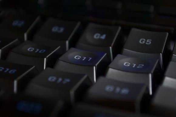 Logicool G13 ソフトウェア編