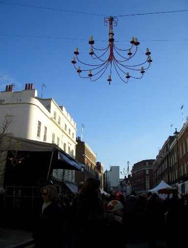 BELGRAVIA CHRISTMAS SUNDAY