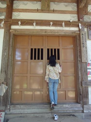 230514 飯田山常楽寺14