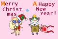 アイルー村 正月とクリスマス