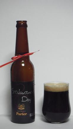 黒ビール ショコラ 全体