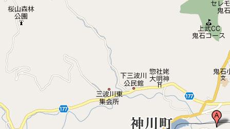 桜山森林公園 ⇒ ヤマキ醸造