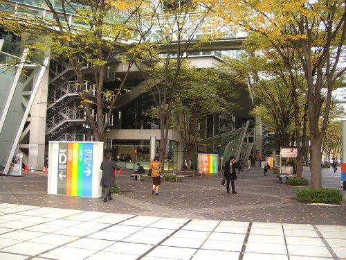 東京国際フォーラム下見10