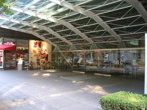 東京国際フォーラム下見14