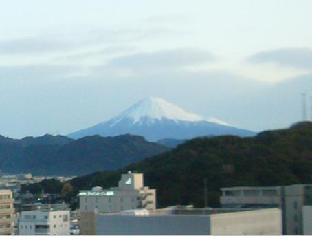 富士山20091212-1