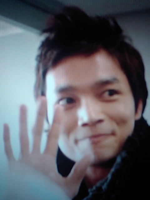 20091212羽田お出迎えチングBさま6