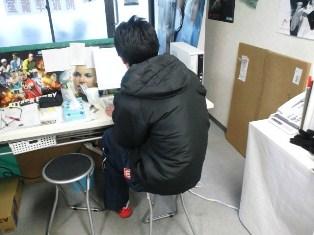 レックインドアテニススクール上石神井・武田
