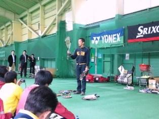 レックインドアテニススクール上石神井 Wilson