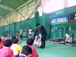 レックインドアテニススクール上石神井 DUNLOP