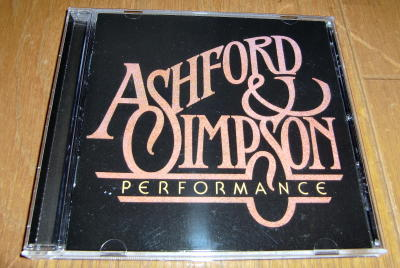 ashford&simpson Performance CD