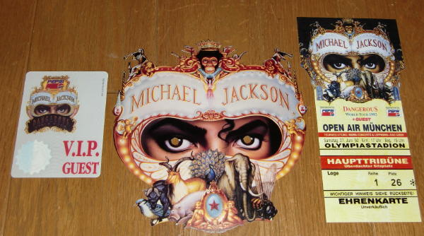 MJ Treasure Dangerous