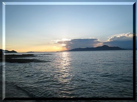 地元の海②